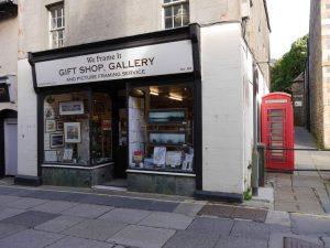 We Frame It, 60 Albert Street, Kirkwall