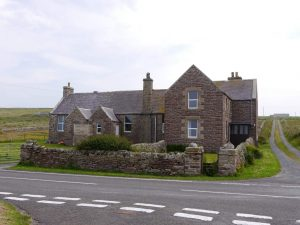 South School House, Sanday