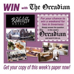 Win with The Orcadian: The Redcliffe Hotel weekend for two