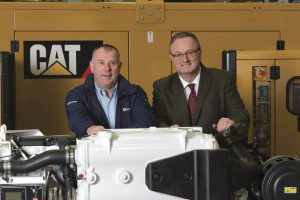 Finning appoints DH Marine  as Islands' sole Cat dealer