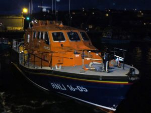 Longhope Lifeboat called to drifting boat in Scapa Flow