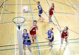 Netballers defeated in inter-county clashes