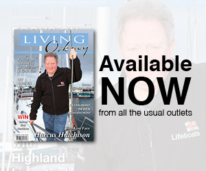 Living Orkney Masthead