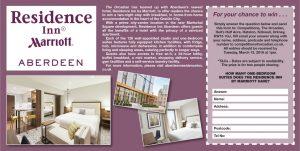 Competition: Residence Inn Marriott, Aberdeen