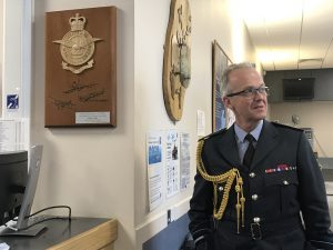 RAF centenary commemorated at Kirkwall Airport