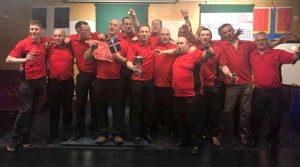 KDDL Orkney make history in Shetland