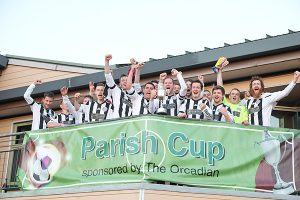 Parish Cup defending champions handed tricky Westray test