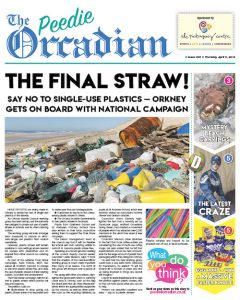It's Peedie Orcadian week!