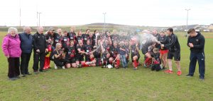Orkney Dragons lift historic first silverware