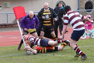 Battling Orkney RFC lose out to Murrayfield Wanderers