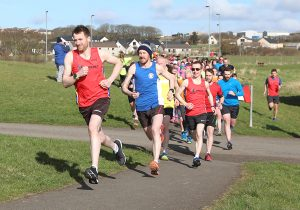 Blue skies and sunshine greets first official Parkrun