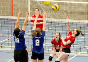 Volleyball, running, football, darts and motocross all set to feature on jam-packed weekend of sport