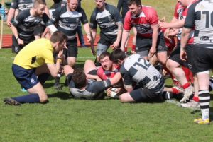 Bonus-point victory secures Orkney RFC safety
