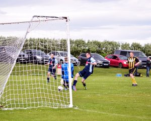 Two more sides book Parish Cup quarter-final places