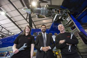 Young Orcadians urged to join aviation engineering programme