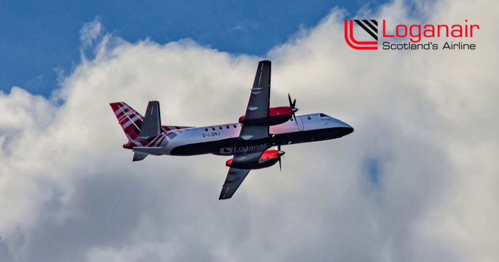 Loganair-aircraft_LivingOrkney