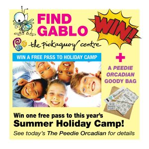 WIN a free pass to The Pickaquoy Centre's Summer Holiday Camp