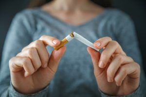 Orkney smokers urged to get support for first 72 hours of quitting