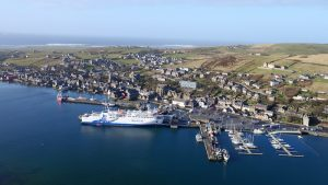 Stromness voted one of Scotland's most charming towns
