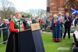 Orkney marks Norwegian Constitution Day