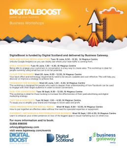 Business Gateway: Digital Boost