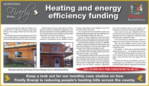 Firefly Energi Orkney – Heating and energy efficiency funding