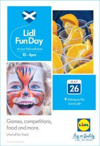 Lidl Fun Day