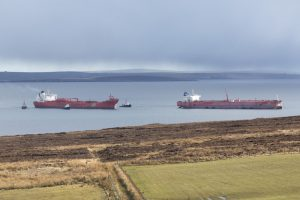 Busy period ahead for Scapa Flow