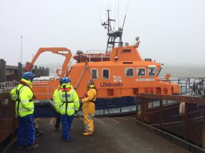 Lifeboat called to Sanday in thick fog and injured walker airlifted from Hoy