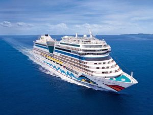 Cruise ship visit cancelled due to weather forecast