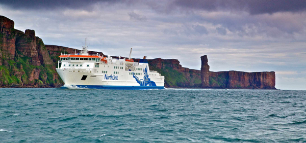 Invitation to Tender issued for Northern Isles ferry contract