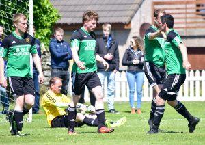 St Ola fire Parish Cup warning shot in big Sandwick win