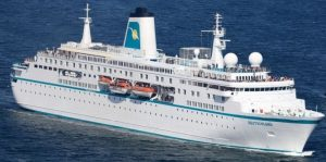 Second cruise ship cancels due to weather