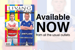 July Living Orkney OUT NOW