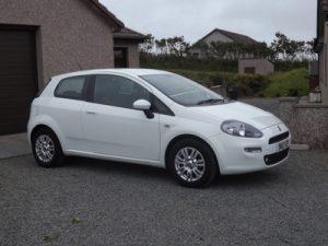 2013 Fiat Punto Easy, 3 Door
