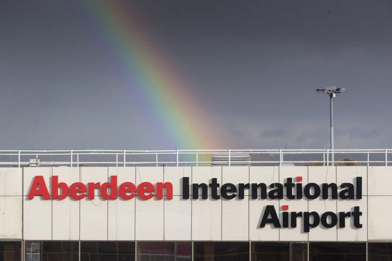 Aberdeen airport strikes called off