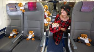 Lost teddy bear inspires cuddly toy scheme