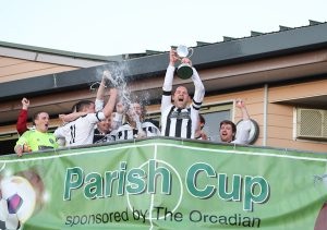 Parish Cup semi-finalists discover their fate
