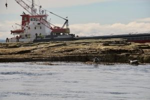 MV Priscilla: re-float attempt could take place tonight