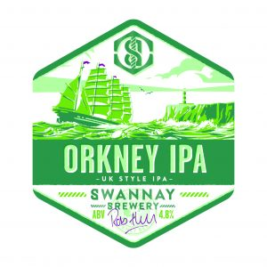Orkney IPA named Champion Beer of Scotland