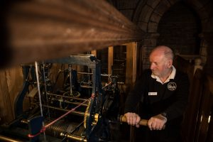 Time's up for hand winding St Magnus Cathedral clock