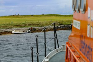 Two lifeboat shouts this weekend