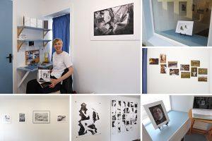 Last chance to see Anna Gardiner exhibition