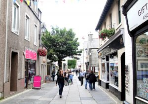Kirkwall nominated for High Street Award