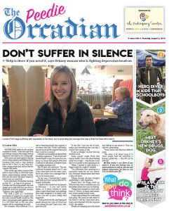 Inside this month's edition of The Peedie Orcadian