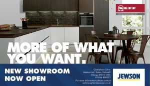 Jewson's New Showroom Now Open