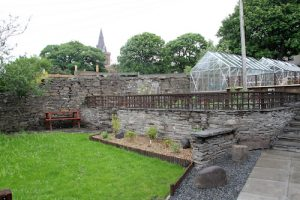 Appeal for information after charity gardens targeted by vandals