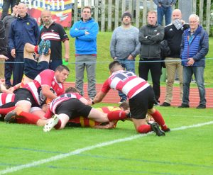 West of Scotland break Orkney hearts in controversial defeat