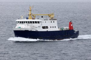 High winds disrupt ferry travel