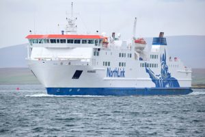 NorthLink Ferries urges passengers to stay home unless travel is absolutely essential